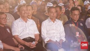 Silaturahmi Purnawirawan, Jokowi Disambut Yel NKRI Harga Mati