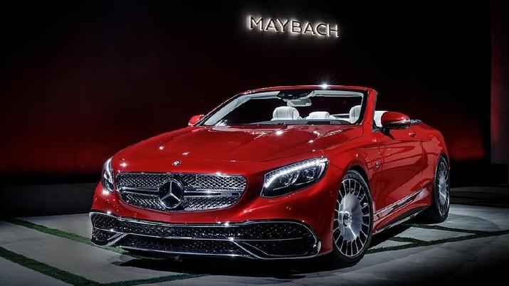 Banyak mobil mewah yang sudah beredar di Indonesia.