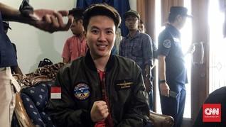 Joy Flight, Ungkapan Terima Kasih TNI AU ke Liliyana Natsir