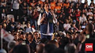 Jokowi Hadiri Pameran dan Lelang Lukisan Tim Kampanye