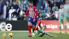 Alvaro Morata Tolak Kembali ke Chelsea