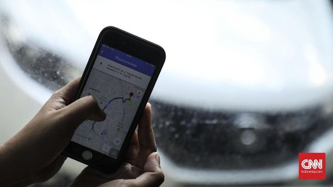 Tekan Gerak Pelanggar, Polisi Pantau Sopir Pakai GPS via CCTV