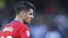 Hasil La Liga: Banjir Kartu, Atletico Tekuk Getafe 1-0