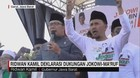 Ridwan Kamil Deklarasi Dukungan Jokowi-Ma'ruf