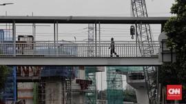 Uji Coba LRT Cibubur-Cawang Dimulai Oktober 2019