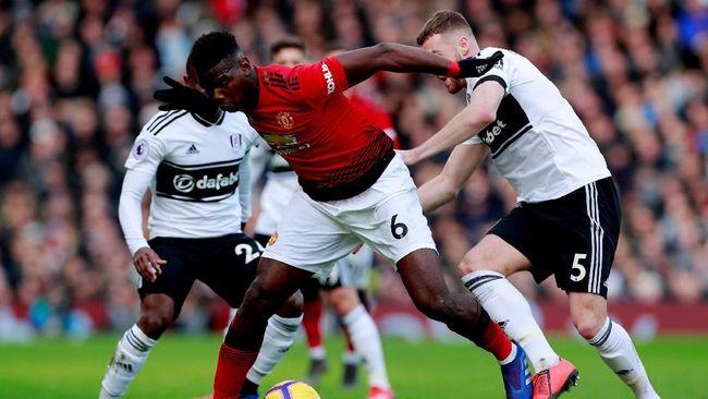Manchester United Menang Telak 3-0 Atas Fulham