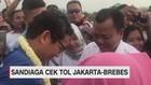 Sandi Cek Tol Jakarta Brebes