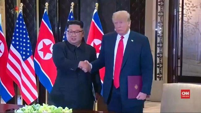 Korea Utara Peringatkan Trump, Jangan Dengarkan Oposisi