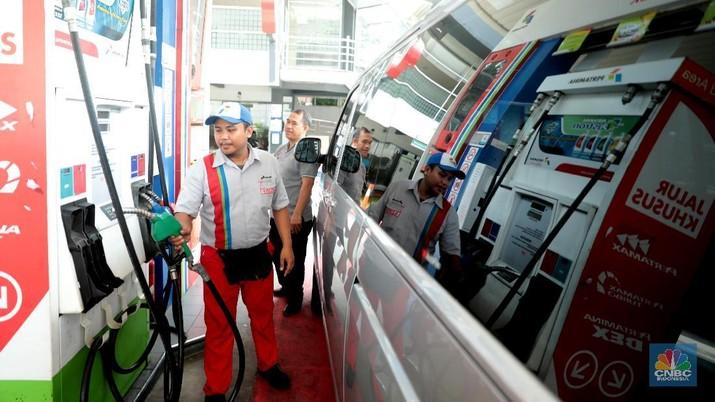 BPK temukan adanya kelebihan penerimaan Rp 234 miliar dari penjualan BBM di Jawa dan Bali