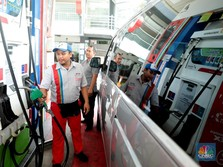 Pertamina Alihkan Pasokan Terminal BBM Jakarta ke Jalur Mudik