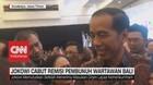 Jokowi Cabut Remisi Pembunuh Wartawan Bali
