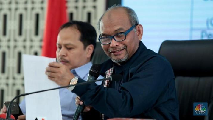 Hari Terakhir Periode I Jokowi, ESDM Teken 2 Kontrak Migas