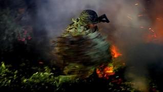 FOTO: Berperang Dengan Heroin di Meksiko