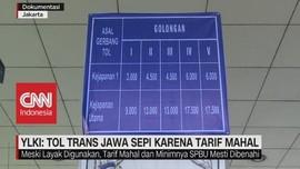 YLKI: Tol Trans Jawa Sepi Karena Tarif Mahal