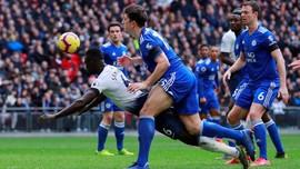 Tottenham Menang 3-1 atas Leicester di Liga Inggris
