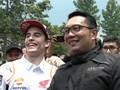 VIDEO: Marc Marquez Pamer Berbahasa Sunda di Bandung