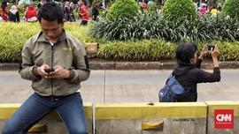 Trafik Data Operator Meningkat Saat Pemilu 2019