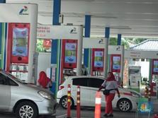 Pertamax Cs 2X Turun Harga, Kok SPBU Merek Asing Malah Naik?