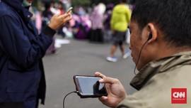 APJII Catat Ponsel Pintar Dominasi Pengguna Internet