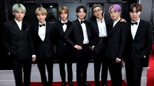Demi BTS dan ARMY, The Empire State di New York 'Jadi' Ungu