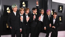 BTS Samai Rekor The Beatles di Billboard