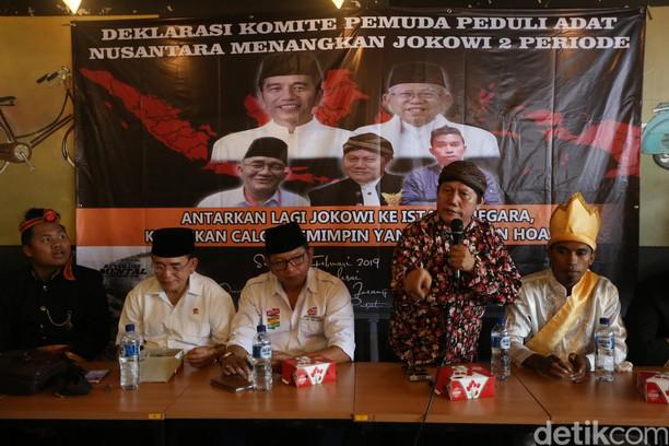 KPPAN Gelar Deklarasi Dukung Jokowi