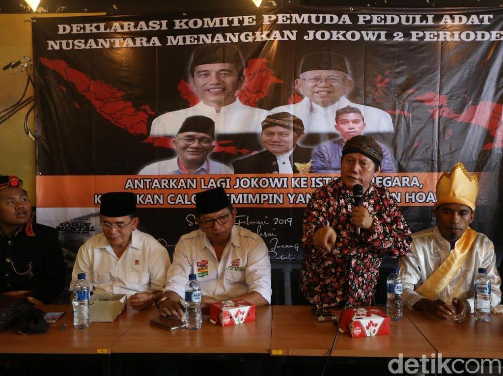 Riko memuji Jokowi yang berupaya mengembalikan Freeport dan Blok Migas.
