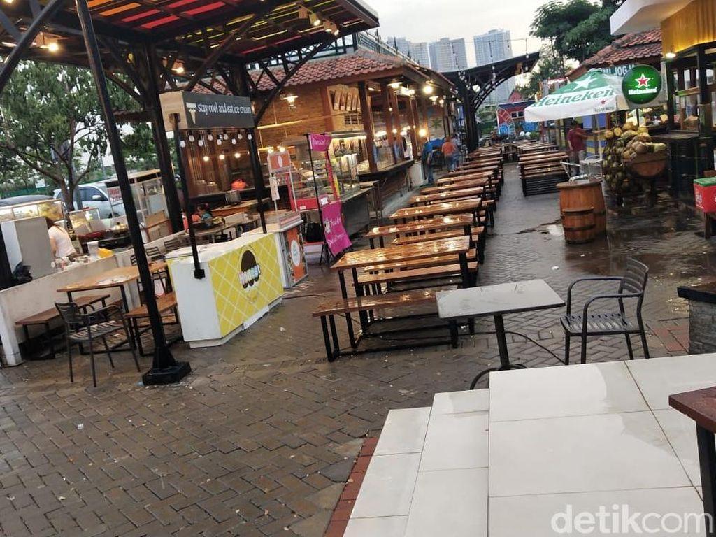 Anies pernah meminta Sekda DKI Jakarta Saefullah mengecek soal izin di Pulau D, yang sekarang bernama Pantai Maju itu. (Foto: M Guruh Nuary/detikcom)