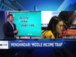 Hati-hati, Gaji UMR Bisa Kena 'Middle Income Trap'