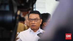 Moeldoko Soal Tuduhan Jokowi Bohong: Ini Sebuah Dusta
