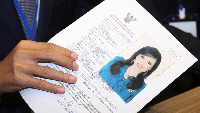 Komisi Pemilu Thailand Pertimbangkan Pencalonan Kakak Raja