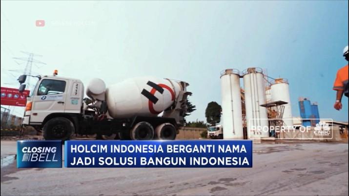 Rugi Bersih Ex-Holcim Membengkak Jadi Rp 828 M