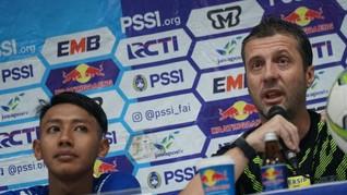 Kalahkan Persiwa 7-0, Pelatih Persib Bicara Kekuatan Arema