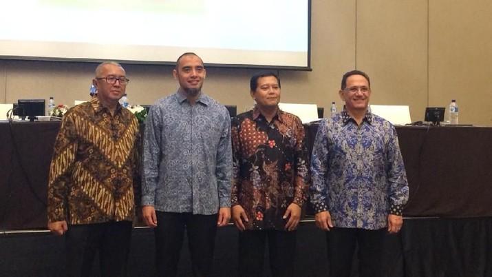 Holcim Indonesia sebelumnya dimiliki oleh perusahaan semen asal Swiss, Lafarge Holcim.