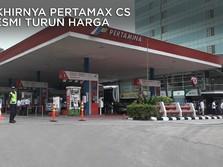 Formula Baru, Pertamax Cs Turun Harga Rp 50 - Rp 800/Liter