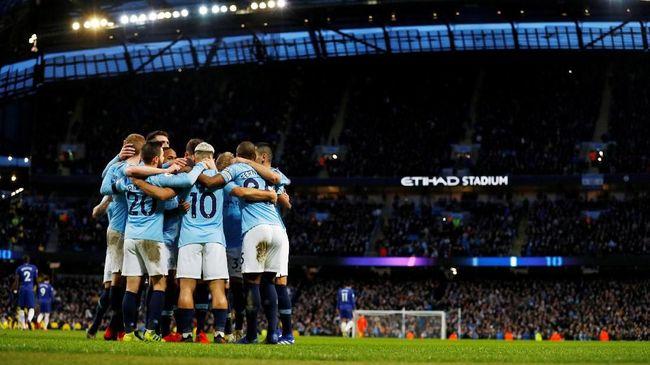 Pembantaian Chelsea, Pesan Man City untuk Liverpool