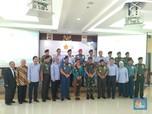 Susi Gandeng TNI untuk Amankan Perikanan Indonesia