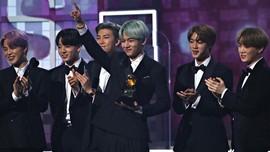 BTS Dapatkan Rekor Baru di Album 'Map Of The Soul: Persona'
