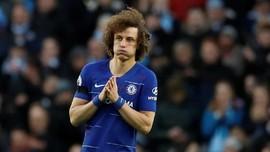 Ingin Pindah ke Arsenal, Luiz Bolos Latihan Chelsea