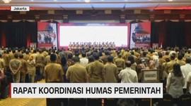 Rapat Koordinasi Humas Pemerintah