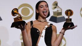 FOTO: Ragam Warna Ekspresi Pemenang Grammy 2019