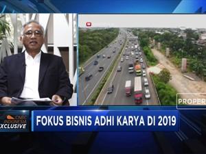 Adhi Karya Siap Akuisisi 6 Ruas Jalan Tol