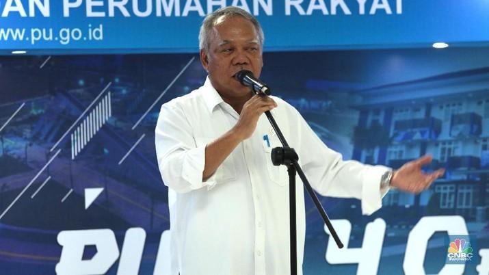 Menteri PUPR Ungkap Alasan Anggaran Rp 9,17 T Diblokir Menkeu