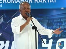 Dapat Tambahan Dana Jumbo 16%, Menteri PU 'Kantongi' Rp 120 T