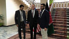 Plt Menhan AS Melawat Ke Afghanistan Bahas Perdamaian