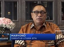 Bos BTN Buka-bukaan Soal Laba 2018 dan Rencana Besar Akuisisi