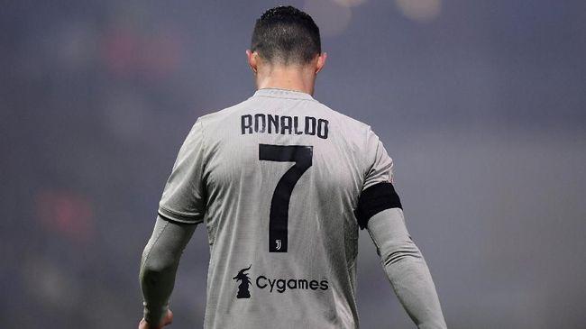 7 Perbedaan Cristiano Ronaldo di Madrid dan Juventus