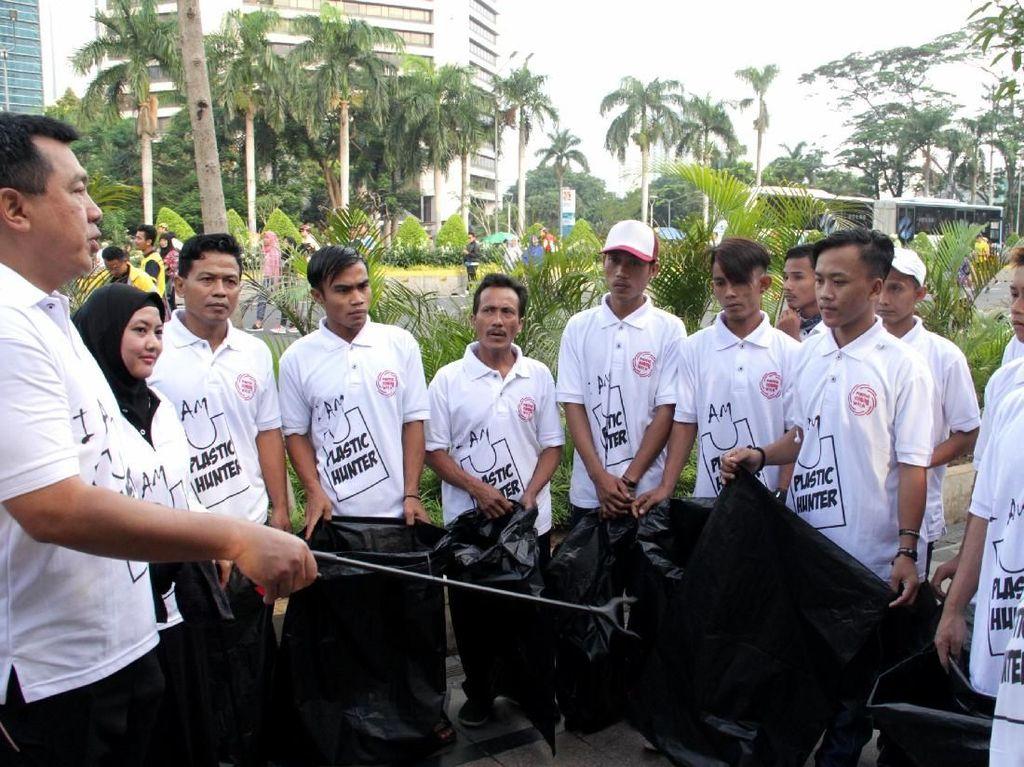 IPR berharap pemerintah mengkaji ulang Perda Larangan Kantong Plastik dan mendorong pemerintah memperbaiki manajemen pengolahan sampah khususnya melalui pemaksimalan industri daur ulang. Istimewa.