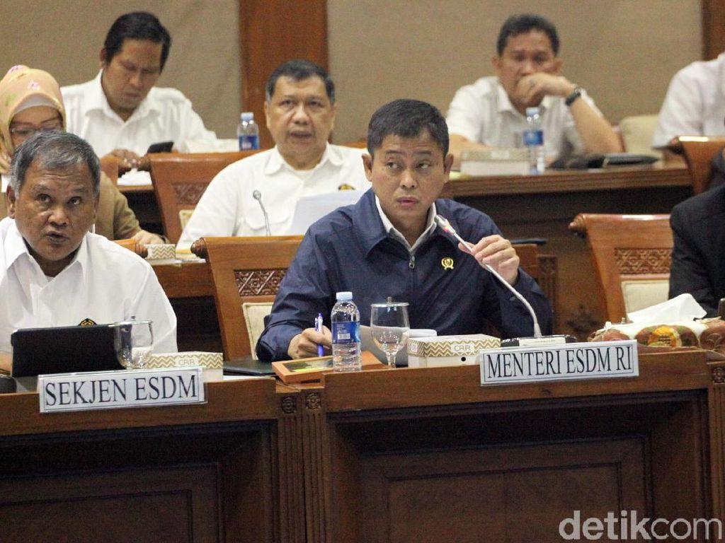 Rapat kerja Komisi VII DPR dengan Menteri ESDM akan membahas tindak lanjut temuan BPK hasil pemeriksaan Semester I-2018, kebijakan mitigasi dan tanggap darurat bidang energi untuk daerah rawan bencana.