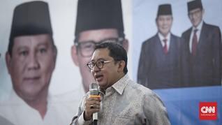 Fadli Diminta Benahi DPR daripada Sindir Jokowi Baca Doraemon